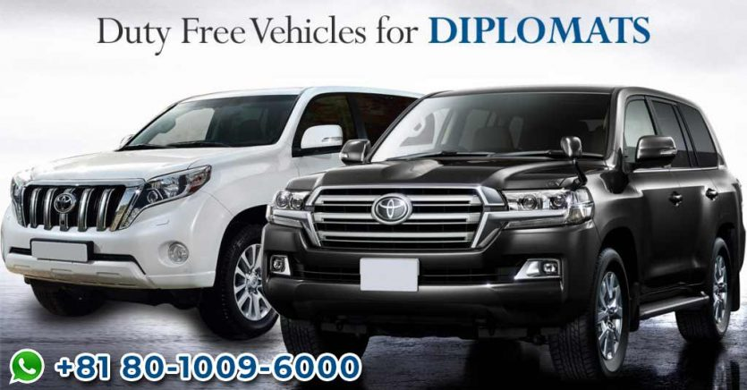Duty Free Cars for Diplomats in Guyana